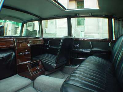 Limo For Sale >> Hugh Hefner's Twin 600 Pullman Limos for Sale - autoevolution