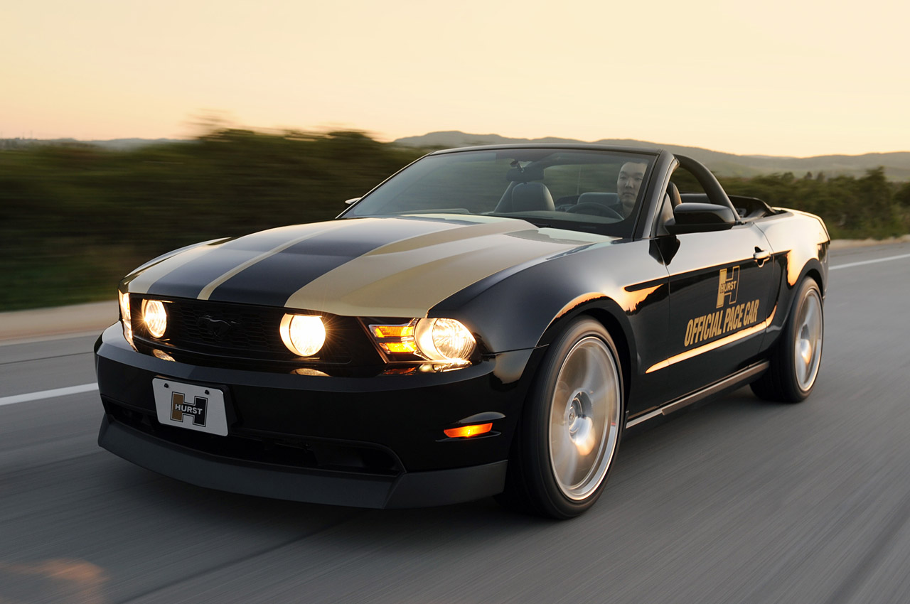 Car Apr Calculator >> Hurst Ford Mustang Challenge Pace Car Already on the Track - autoevolution