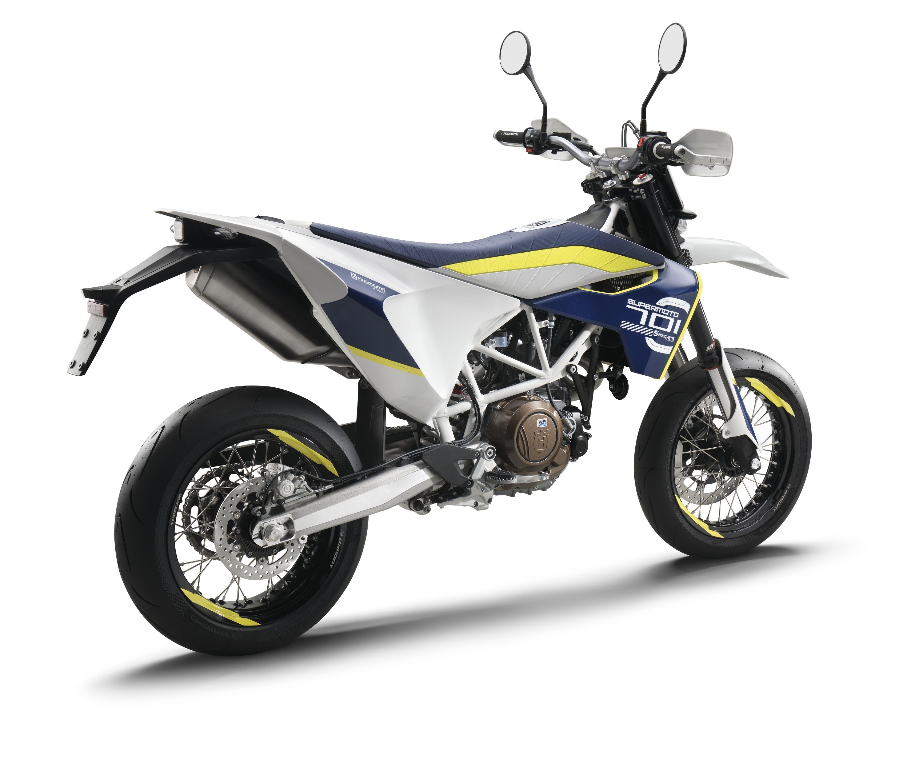 What Does Camaro Mean >> Husqvarna 701 Supermoto Availability Dates for Europe and ...