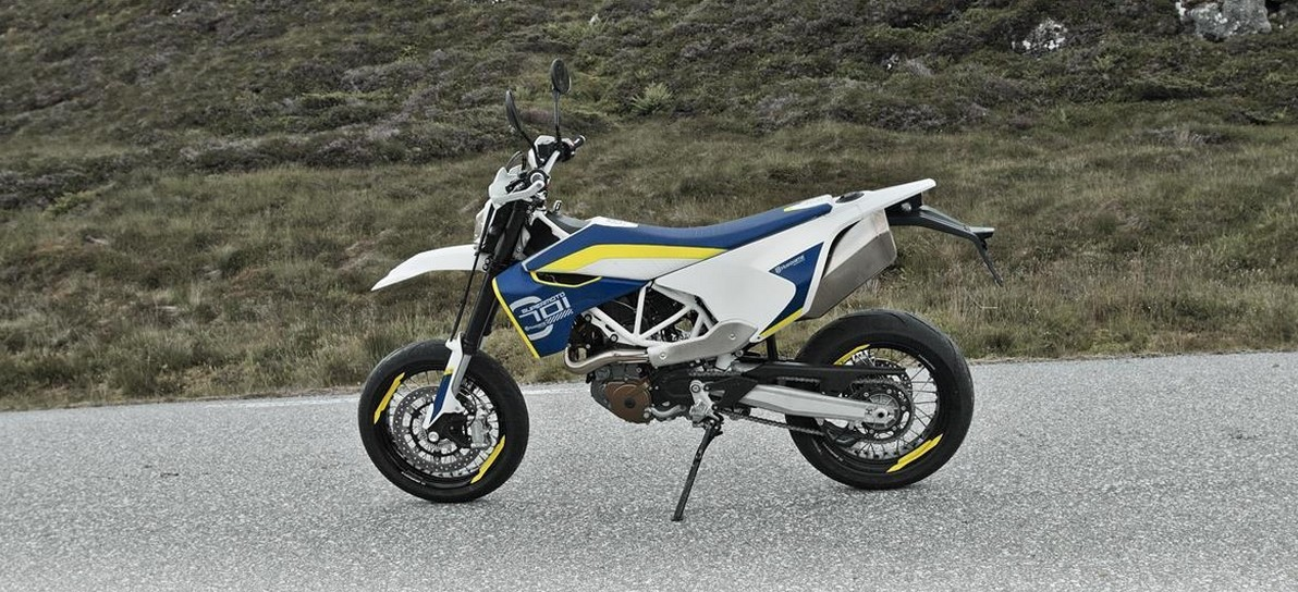 Husqvarna 701 Supermoto Availability Dates For Europe And