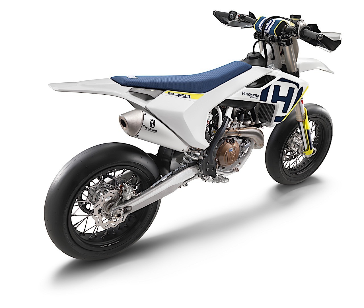 Husqvarna Introduces 2018 FS 450 Supermoto