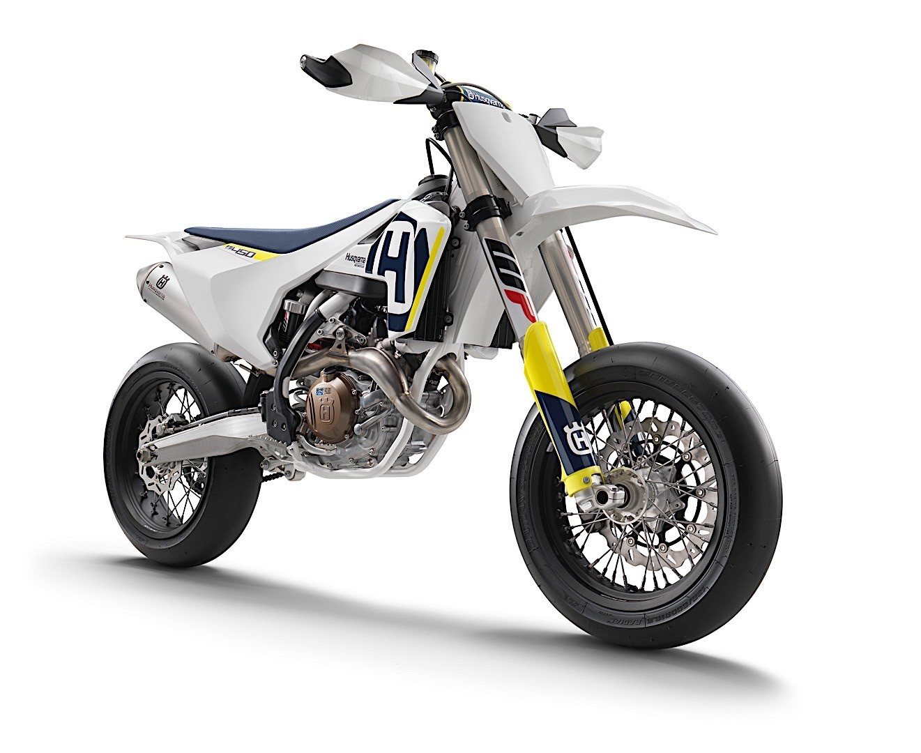 Husqvarna Introduces 2018 Fs 450 Supermoto Autoevolution