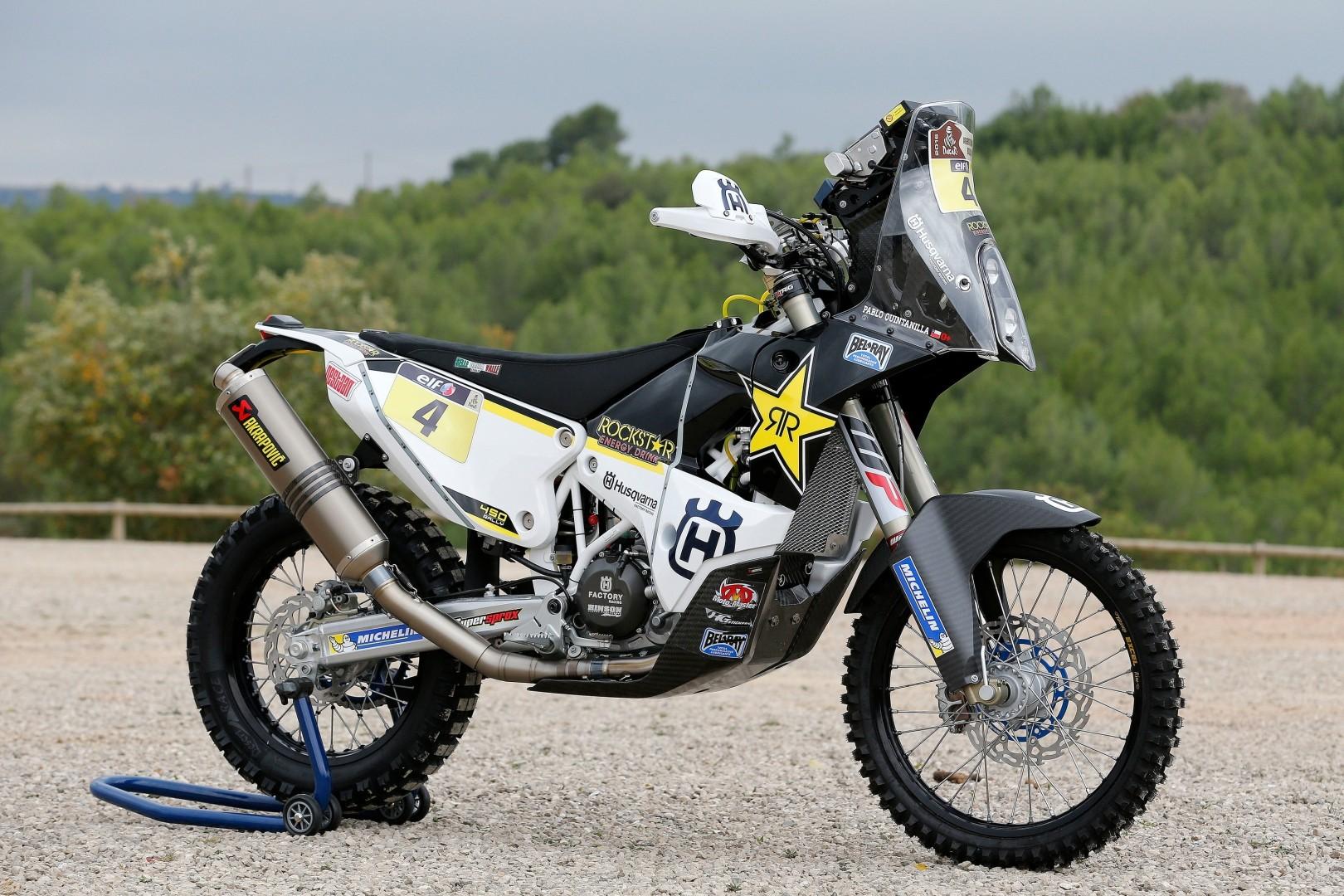 Husqvarna Introduces the Dakar Team and the Bikes - autoevolution