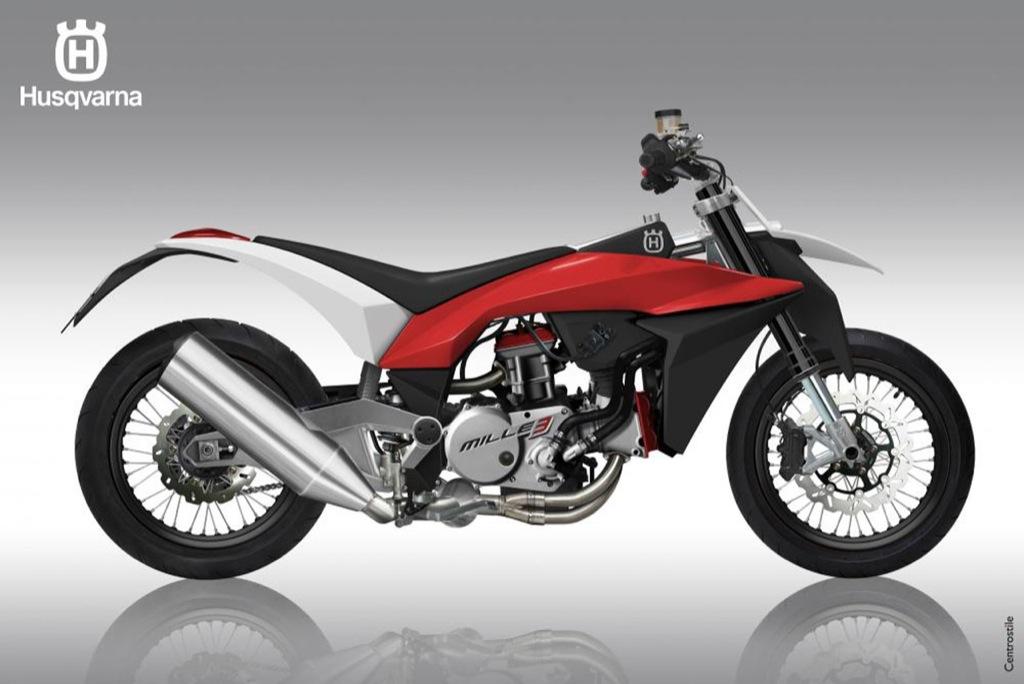 husqvarna motorcyklar