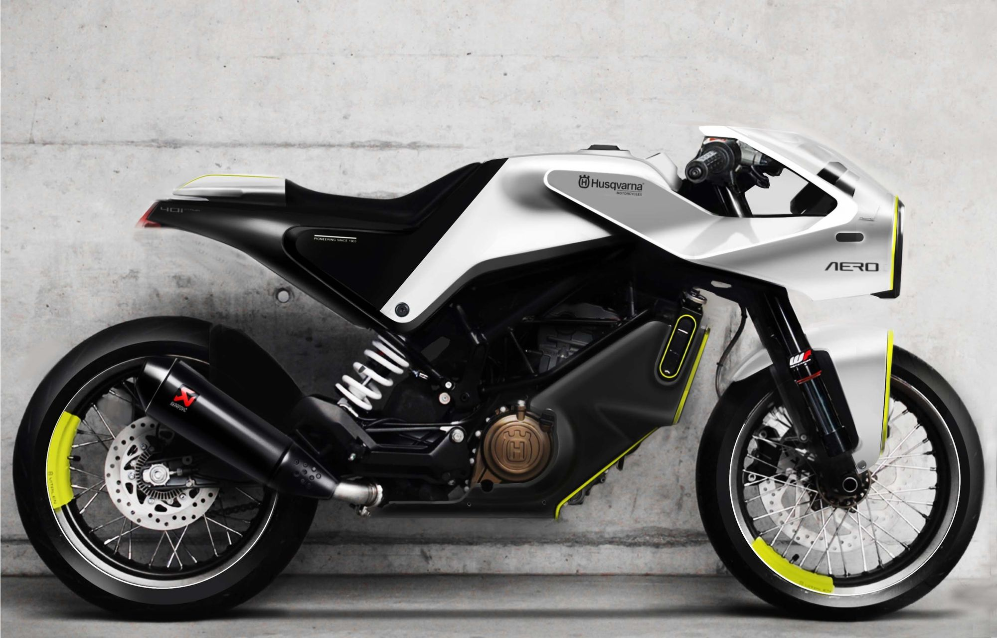 Husqvarna 701 Supermoto Spied Still Looks Largely Like A