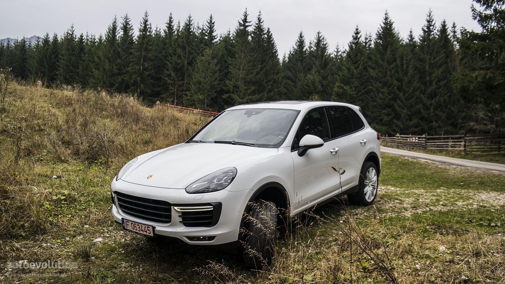 Hypermiling In A 2015 Porsche Cayenne Turbo Autoevolution
