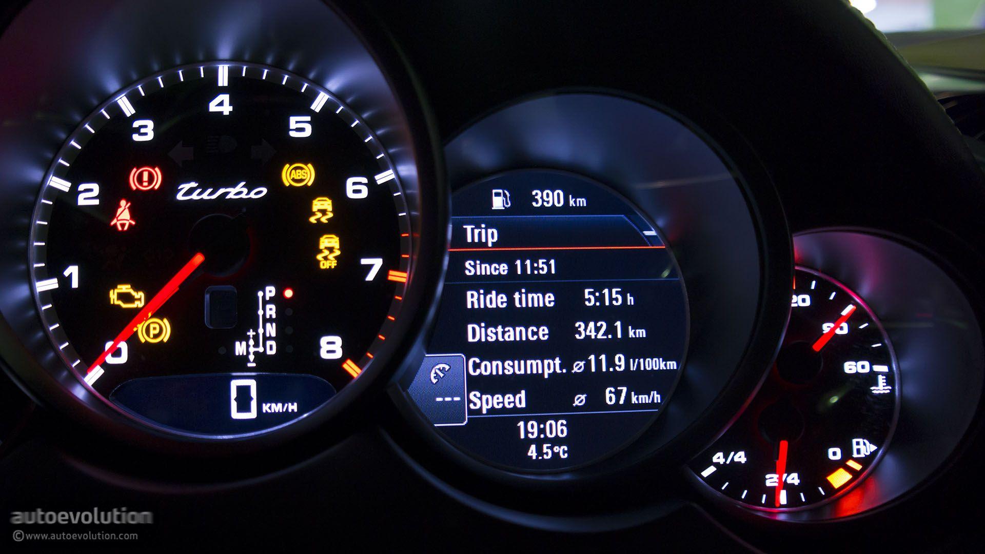 2015 porsche cayenne turbo efficiency