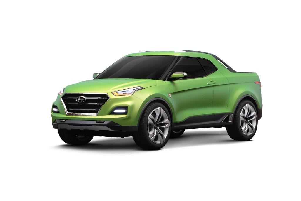 Hyundai Creta Pickup Coming To Brazil In 2018