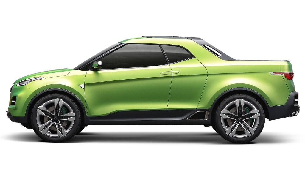 hyundai creta pickup coming to brazil in 2018 autoevolution. Black Bedroom Furniture Sets. Home Design Ideas