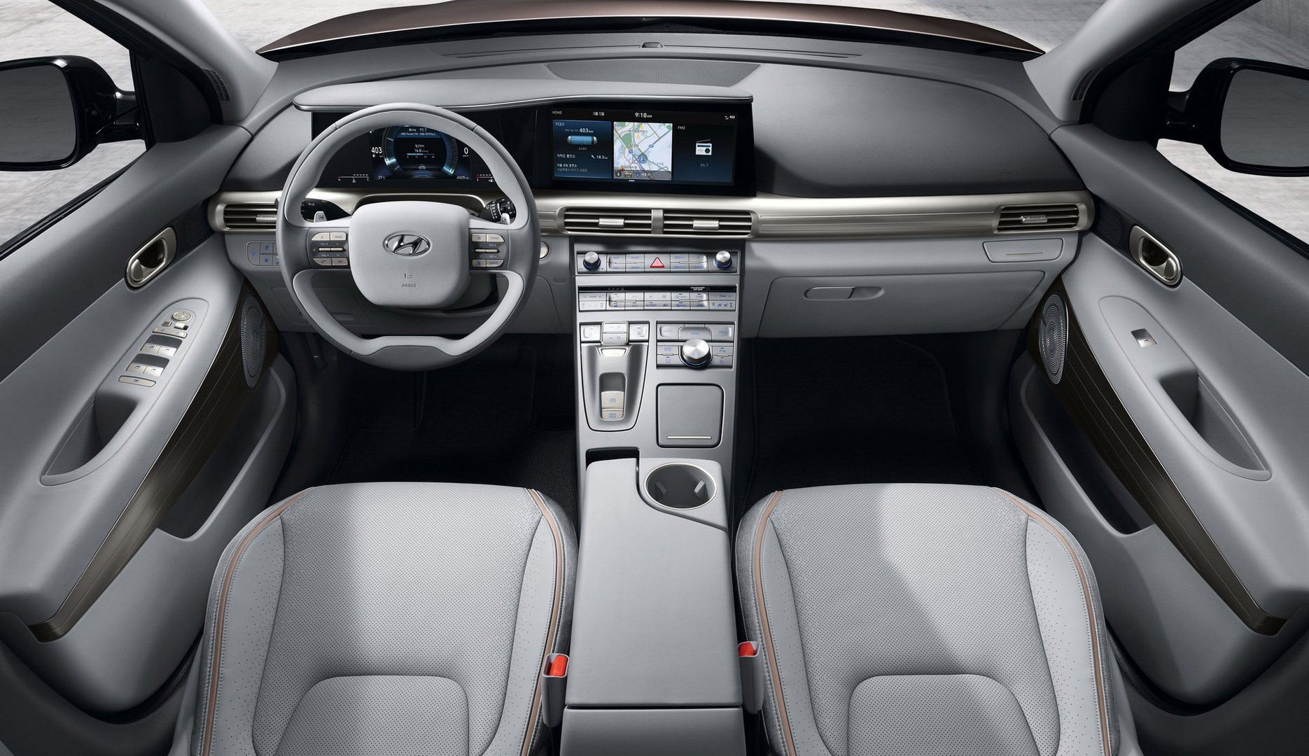 News 4 Tucson >> Hyundai Delivers First Nexo In the U.S. - autoevolution