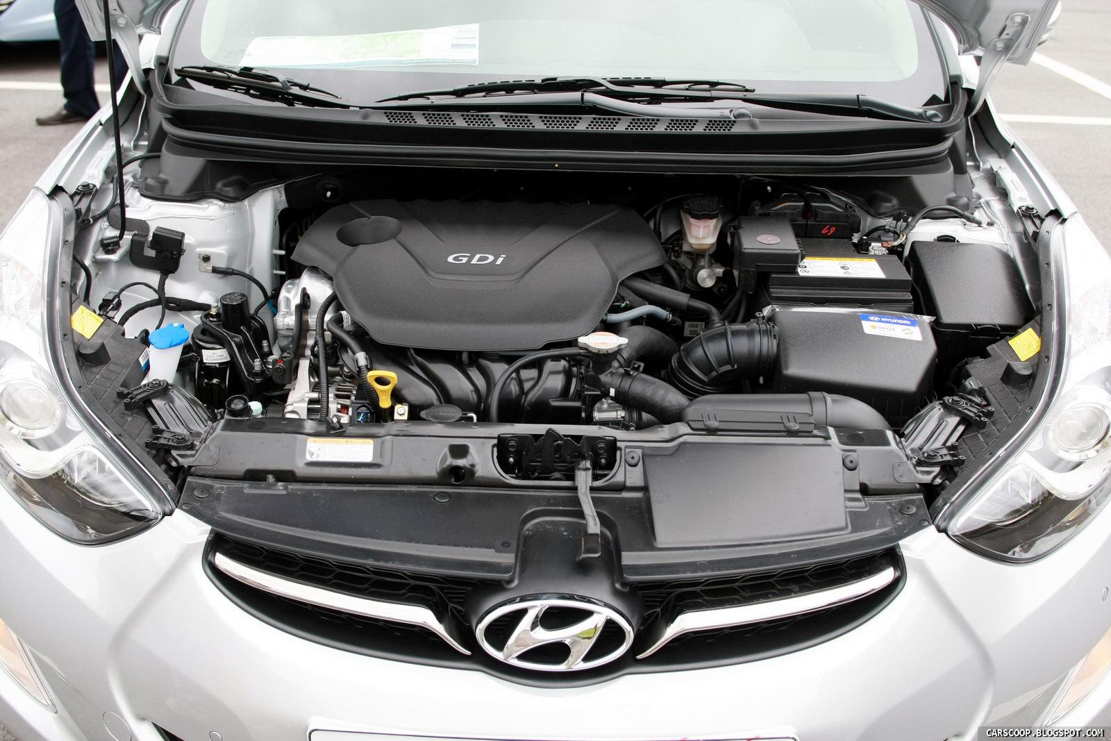 Hyundai Elantra Comes To The Us Gallery Autoevolution