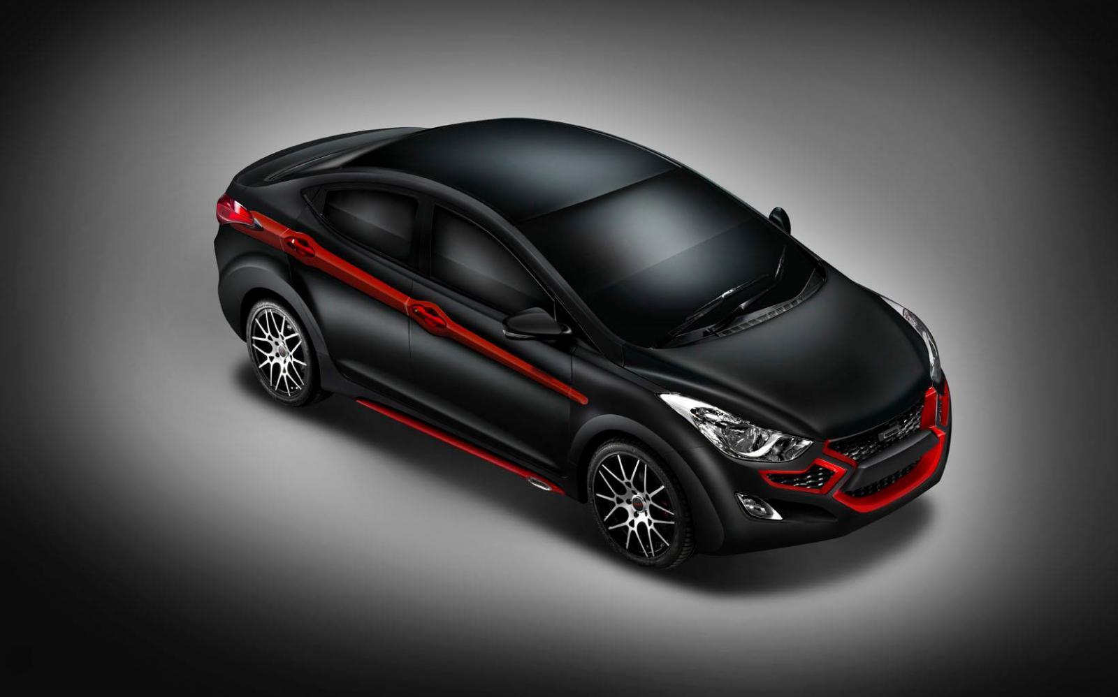 Hyundai Elantra Gets New Looks From Dc Design Autoevolution