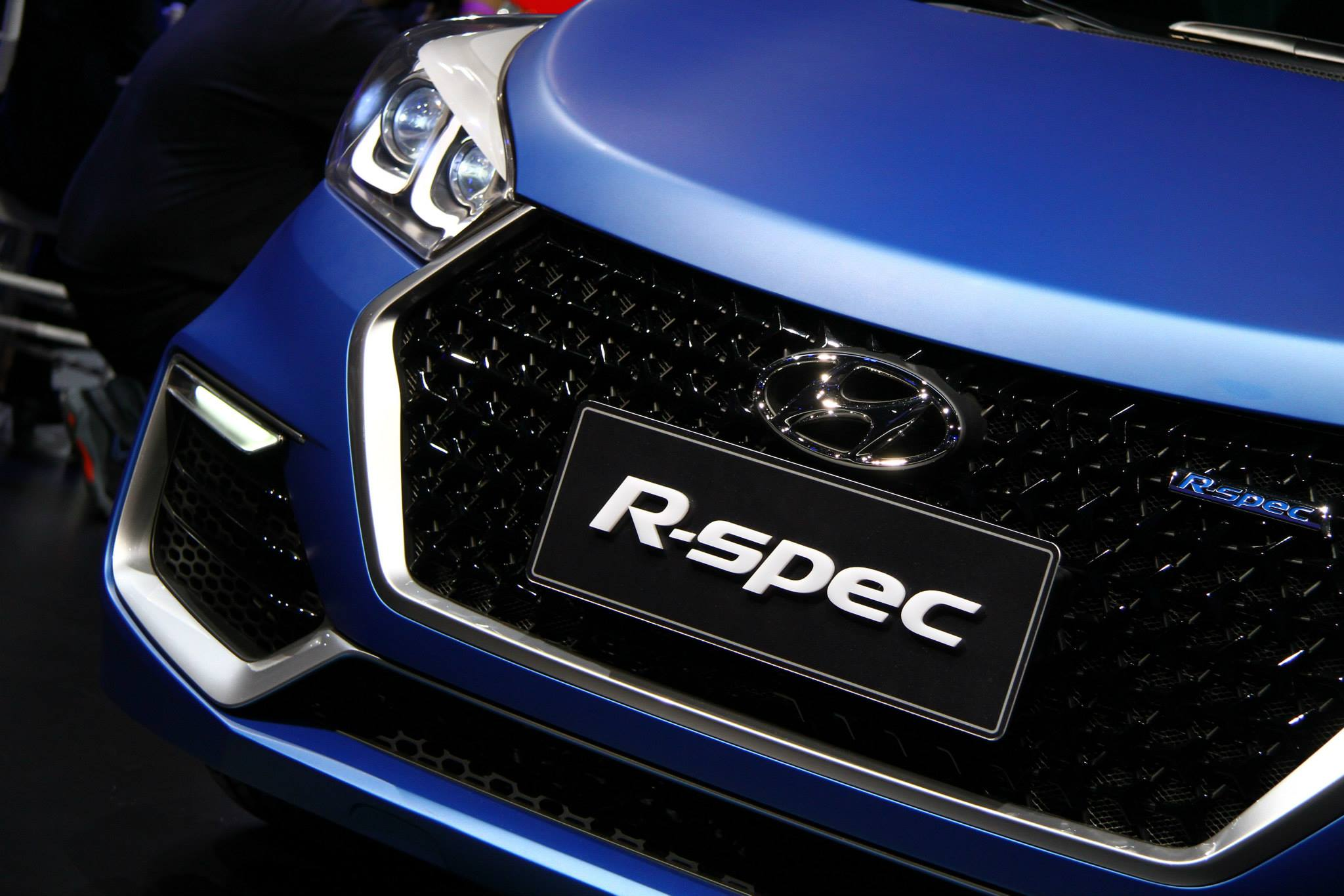 Hyundai hb20 r spec is a scorching hot hatch from brazil