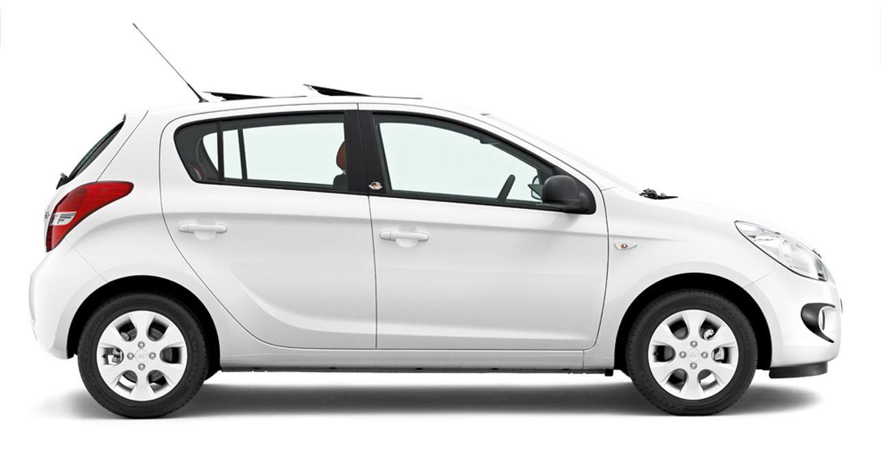 Hyundai I10 And I20 Fiorucci Revealed Autoevolution
