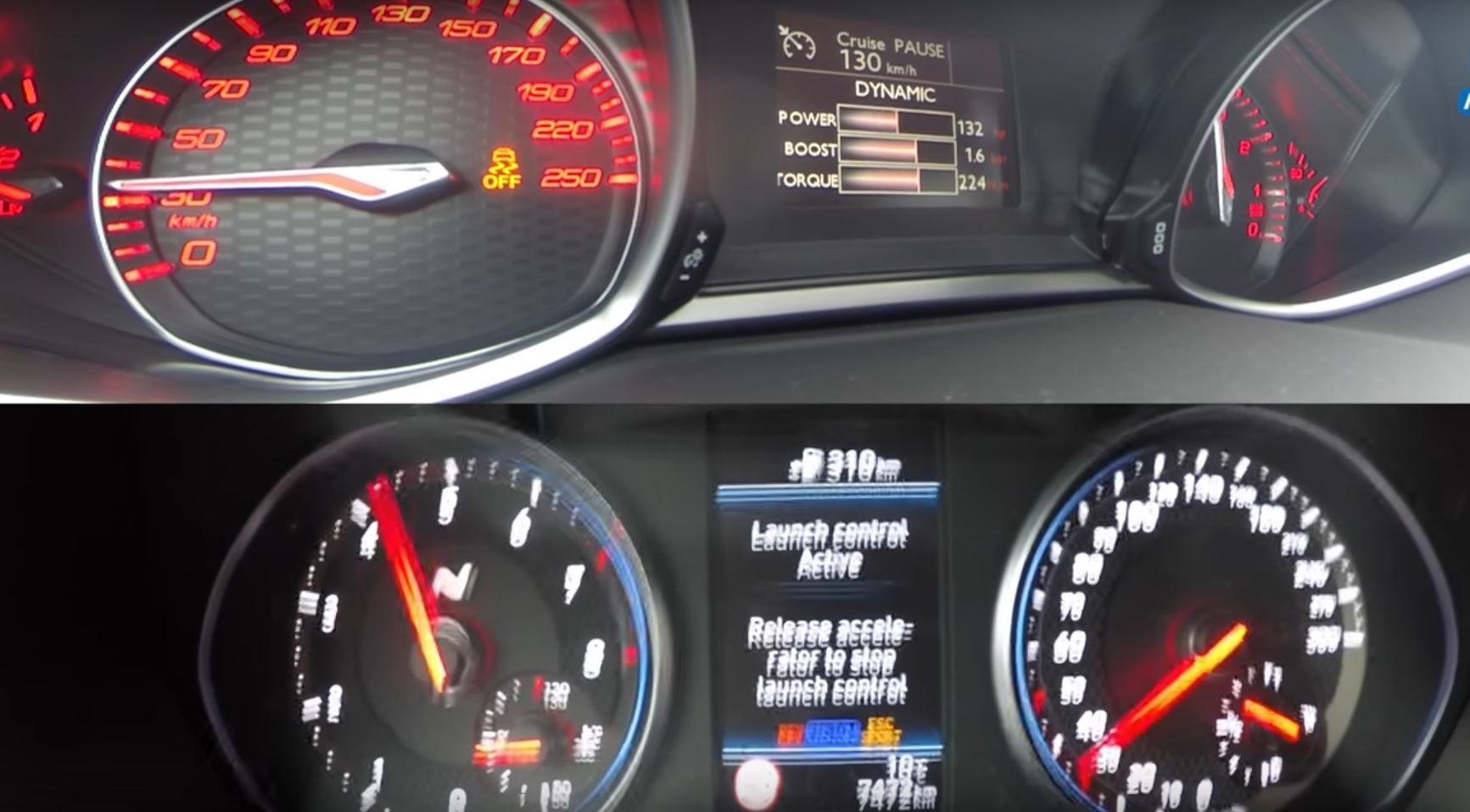 Hyundai i30 N and Peugeot 308 GTi Look Even in Top Speed Autobahn ...