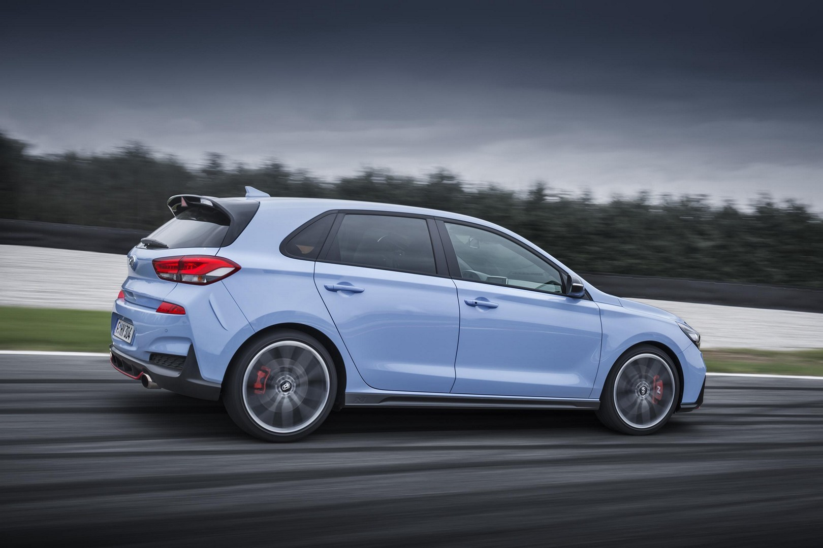 Hyundai Elantra For Sale >> Hyundai i30 N DCT Coming In 2019 With Eight Speeds - autoevolution