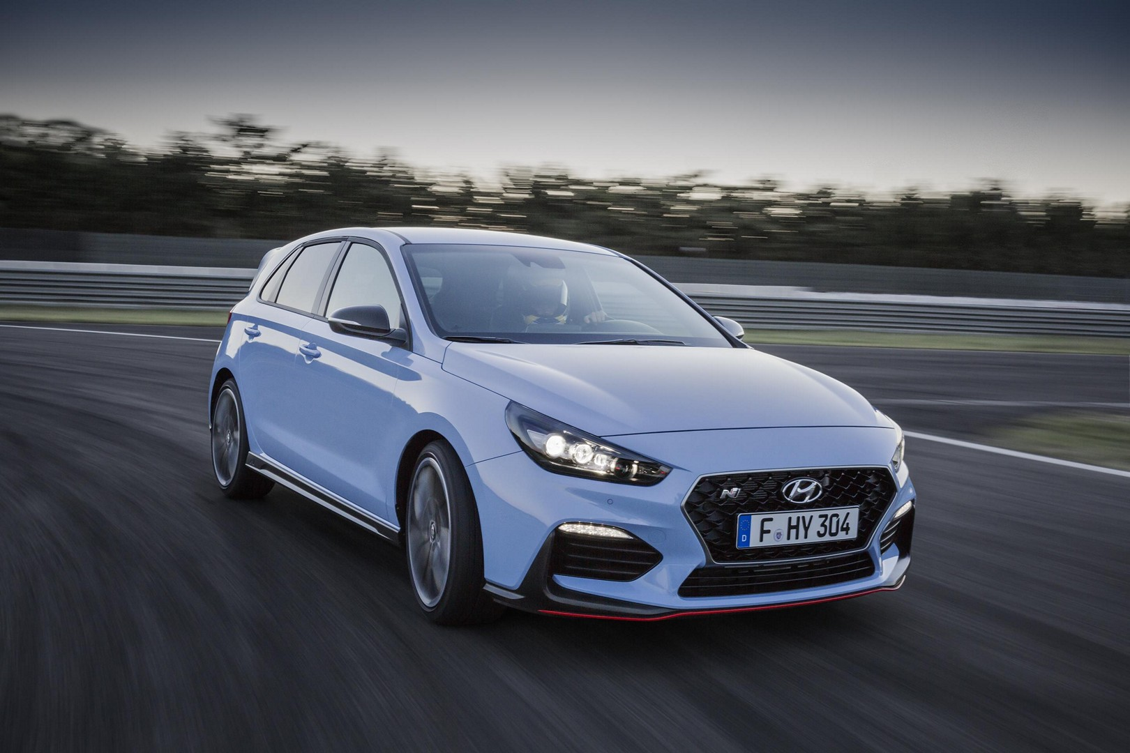 hyundai i30 n tourer looks like an autobahn stormer for the whole family autoevolution. Black Bedroom Furniture Sets. Home Design Ideas