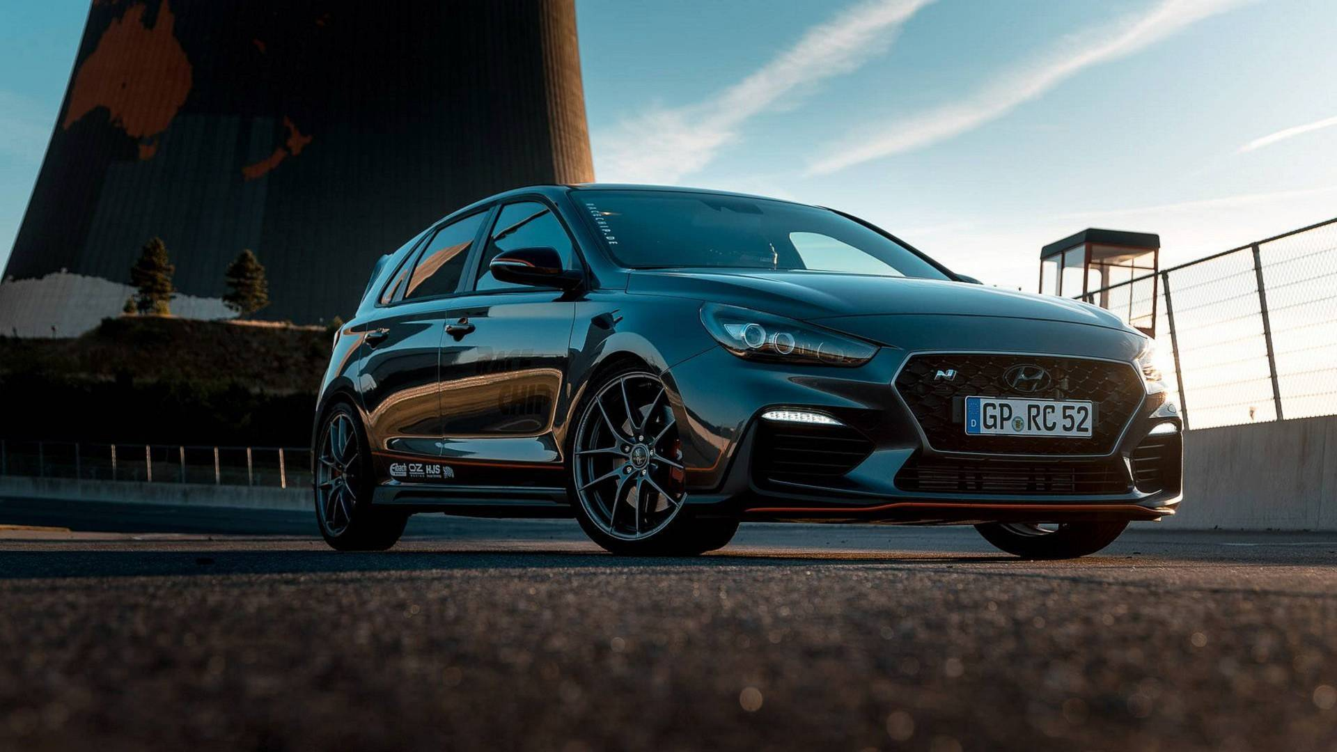 hyundai i30 n tuned by racechip to 320 horsepower. Black Bedroom Furniture Sets. Home Design Ideas