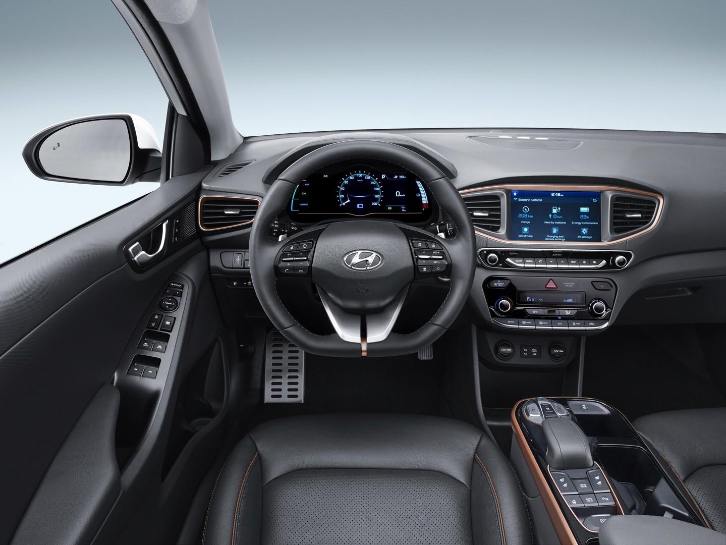 Hyundai Ioniq Electric Acceleration Test 0 To 50 Km H In 3 3