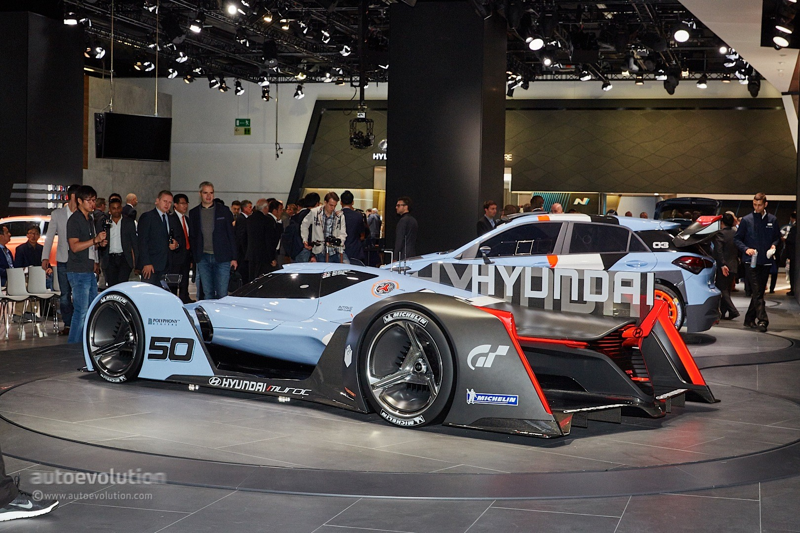 Hyundai N 2025 Vision Gran Turismo Concept N Division