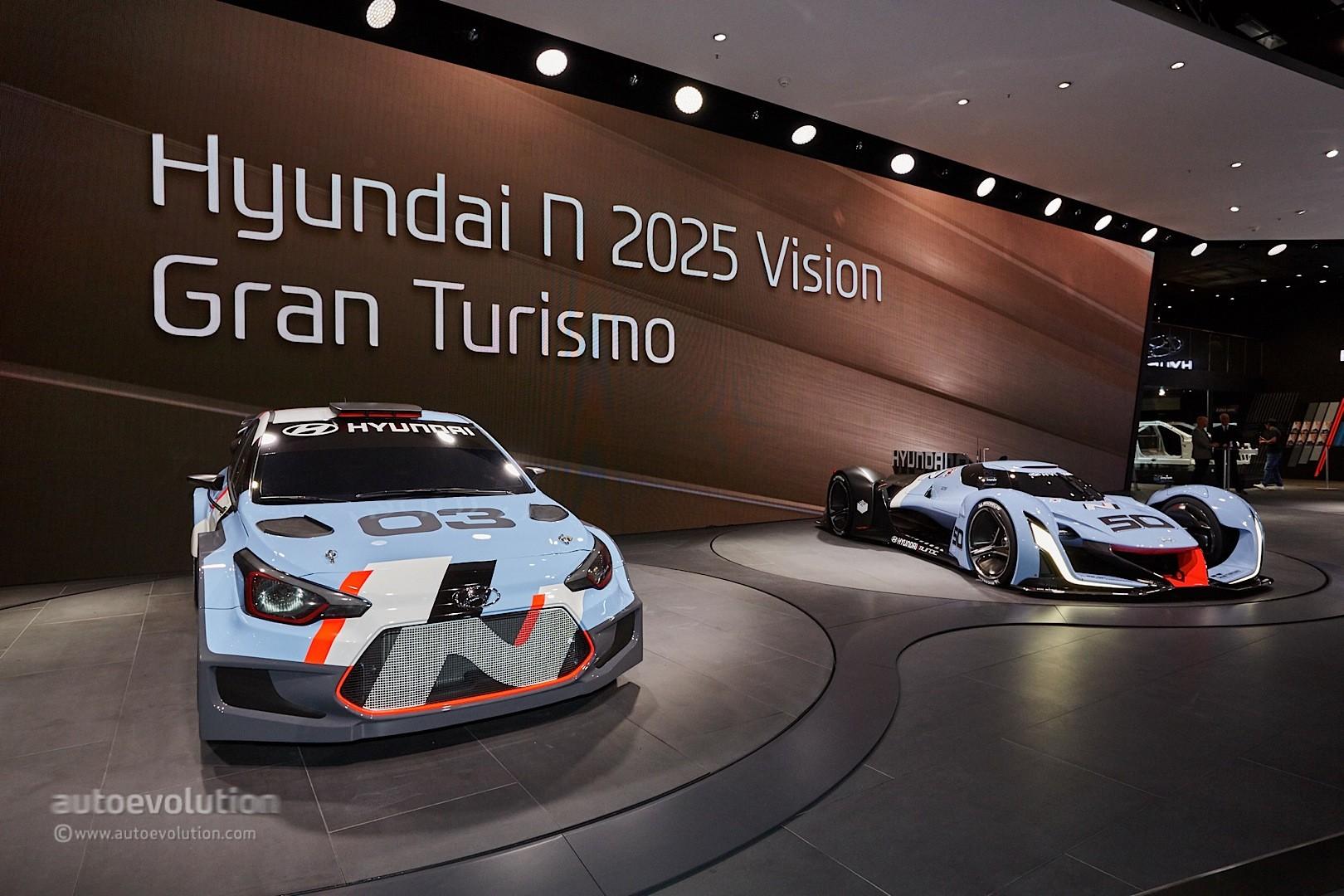 Hyundai N 2025 Vision Gran Turismo Concept, N Division ...