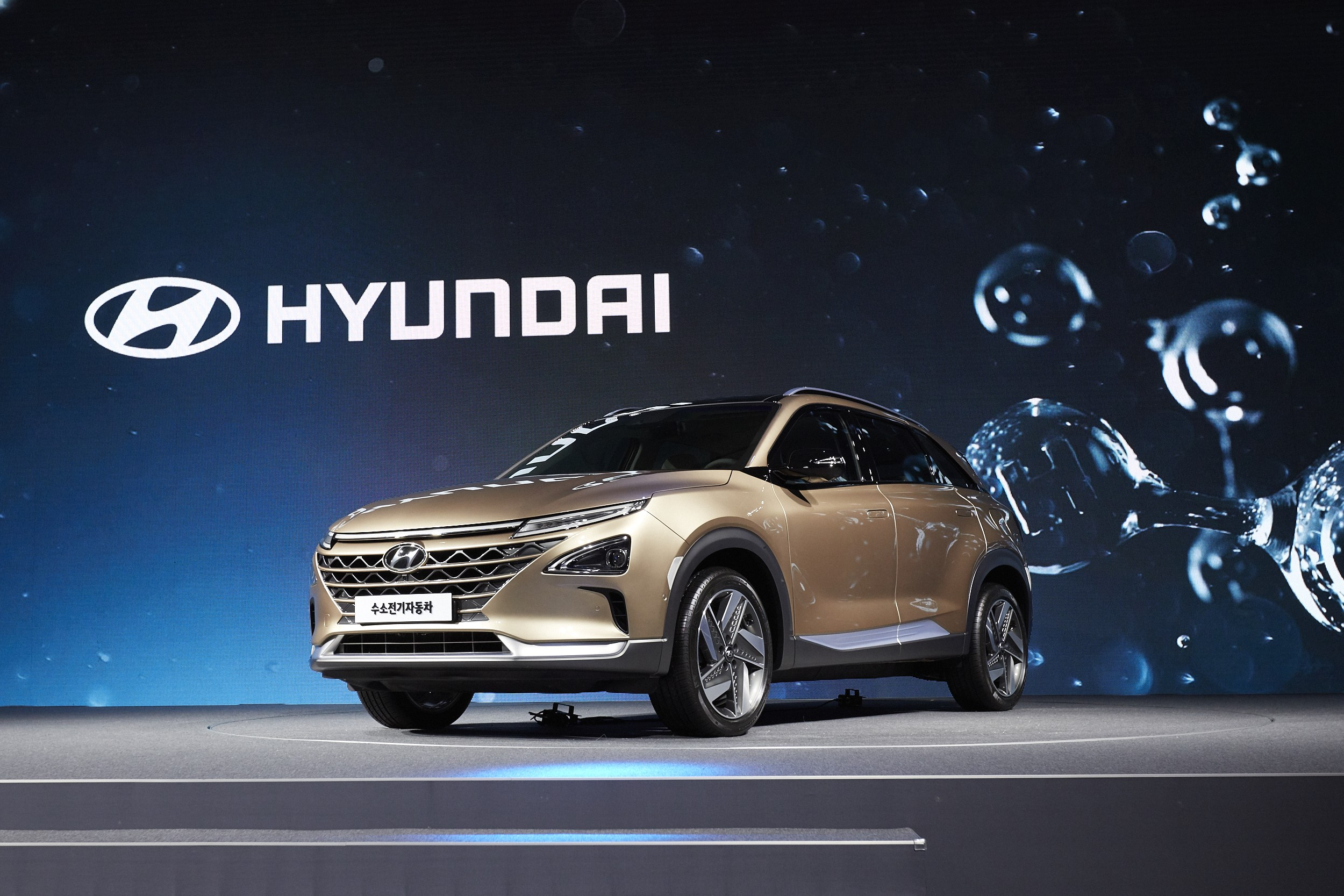 Hyundai Next Generation Fcev Preview For 2018 Fuel Cell Electric Suv