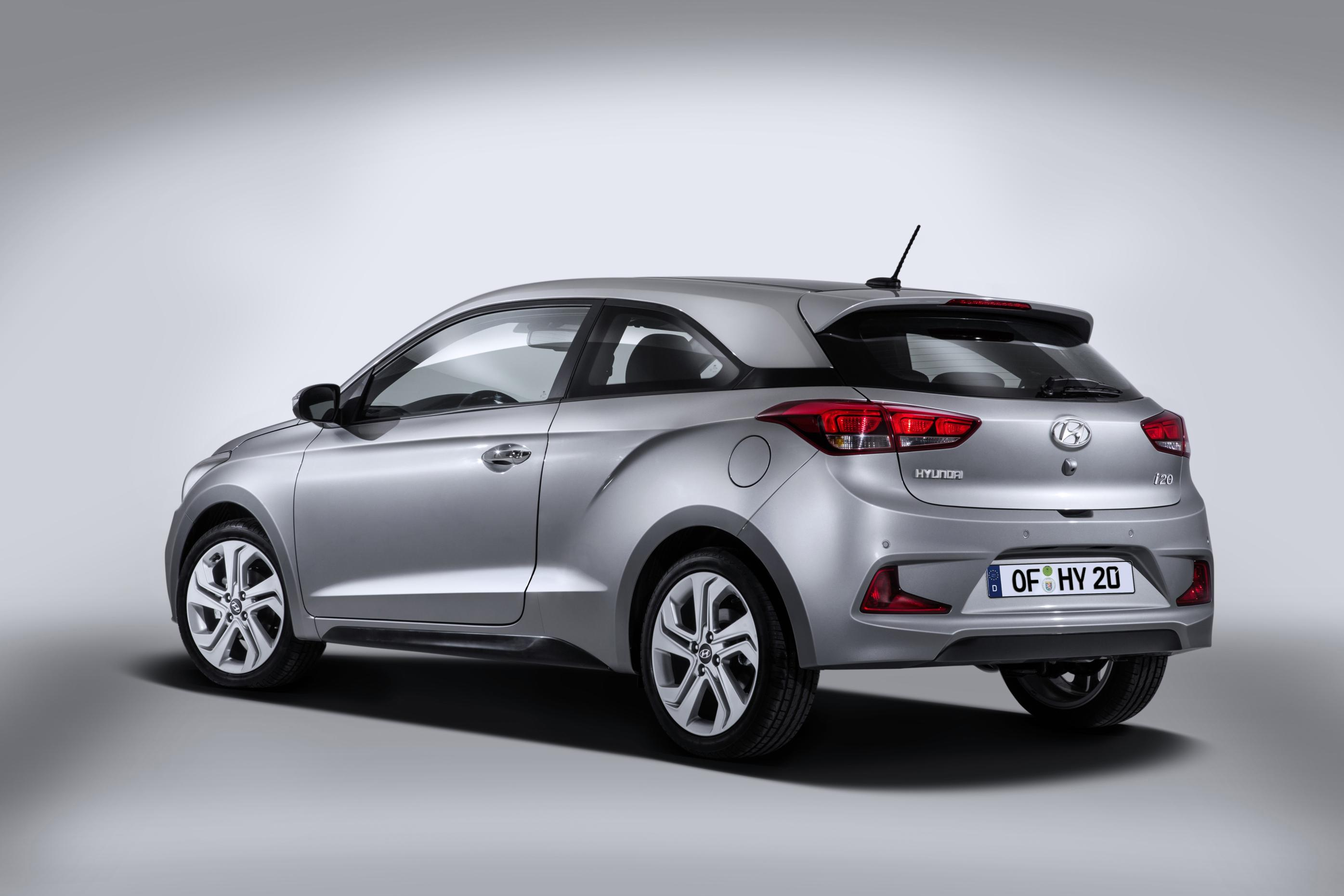 Hyundai Officially Unveils I20 Coupe With Unique Design