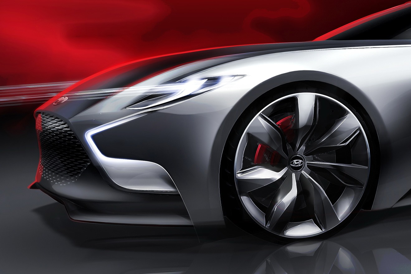Hyundai Promo Video Shows Mysterious Coupe Could Be A New