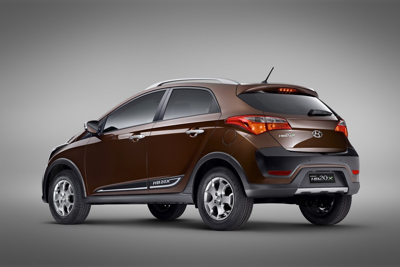 Hyundai Reveals Hb20x Crossover In Brazil Autoevolution