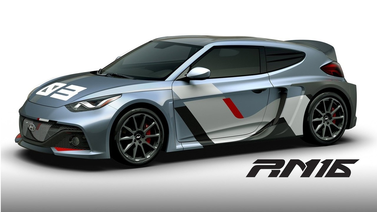Hyundai Rm16 >> Hyundai RM16 Mid-Engine Hatchback Expected To Come With All-Wheel-Drive - autoevolution