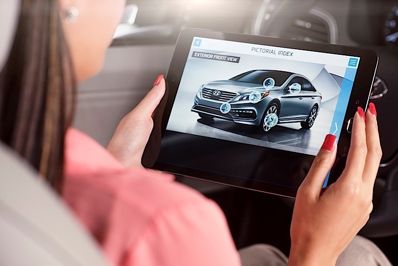 Wonderful Hyundai To Introduce Augmented Reality To Owners Manual