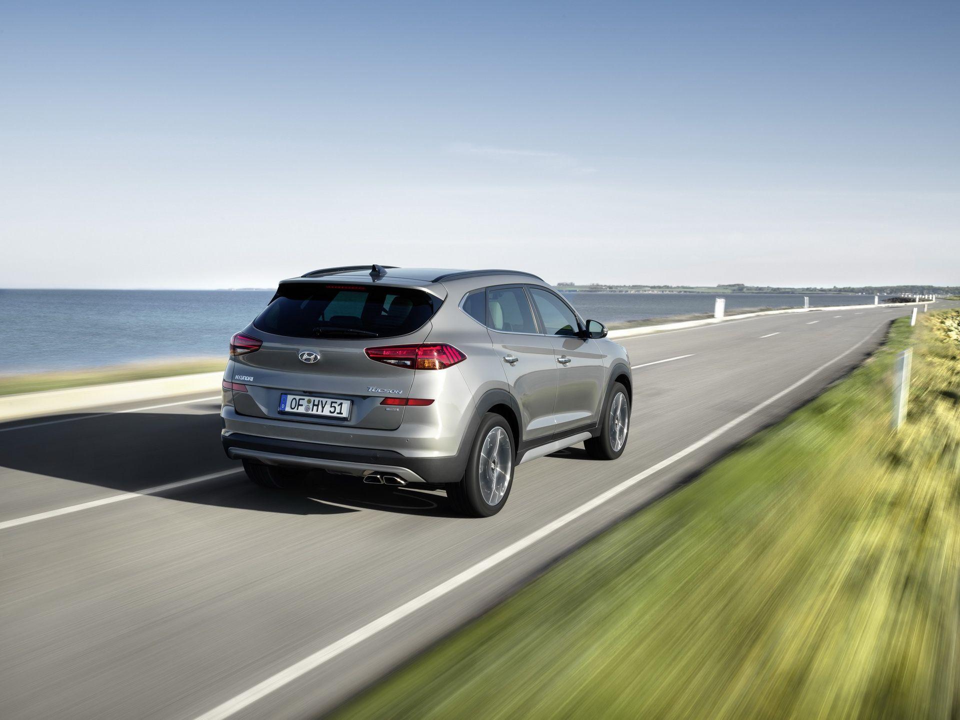 Hyundai Tucson Goes to SEMA the Off-Road Way - autoevolution