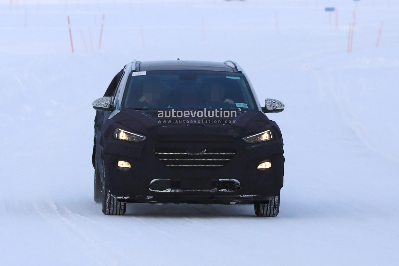 Hyundai Tucson N Confirmed, Likely To Go Official In 2019