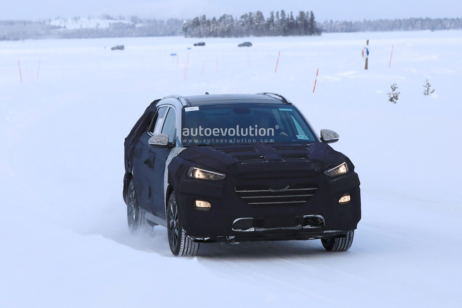 Hyundai Tucson N Confirmed, Likely To Go Official In 2019 ...