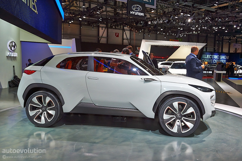 Hyundai intrado concept hyundai intrado concept