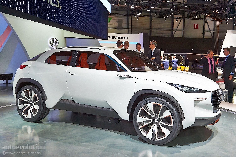 2017 Hyundai Tuscon >> Hyundai Will Launch a Nissan Juke Rival in 2017 - autoevolution