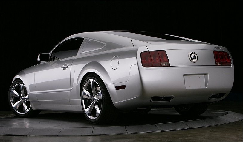 2010 Ford Focus For Sale >> Iacocca Silver 45th Anniversary Edition Ford Mustang - autoevolution