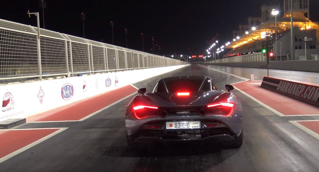 Ice T Arrested In His Mclaren 720s For Toll Evasion
