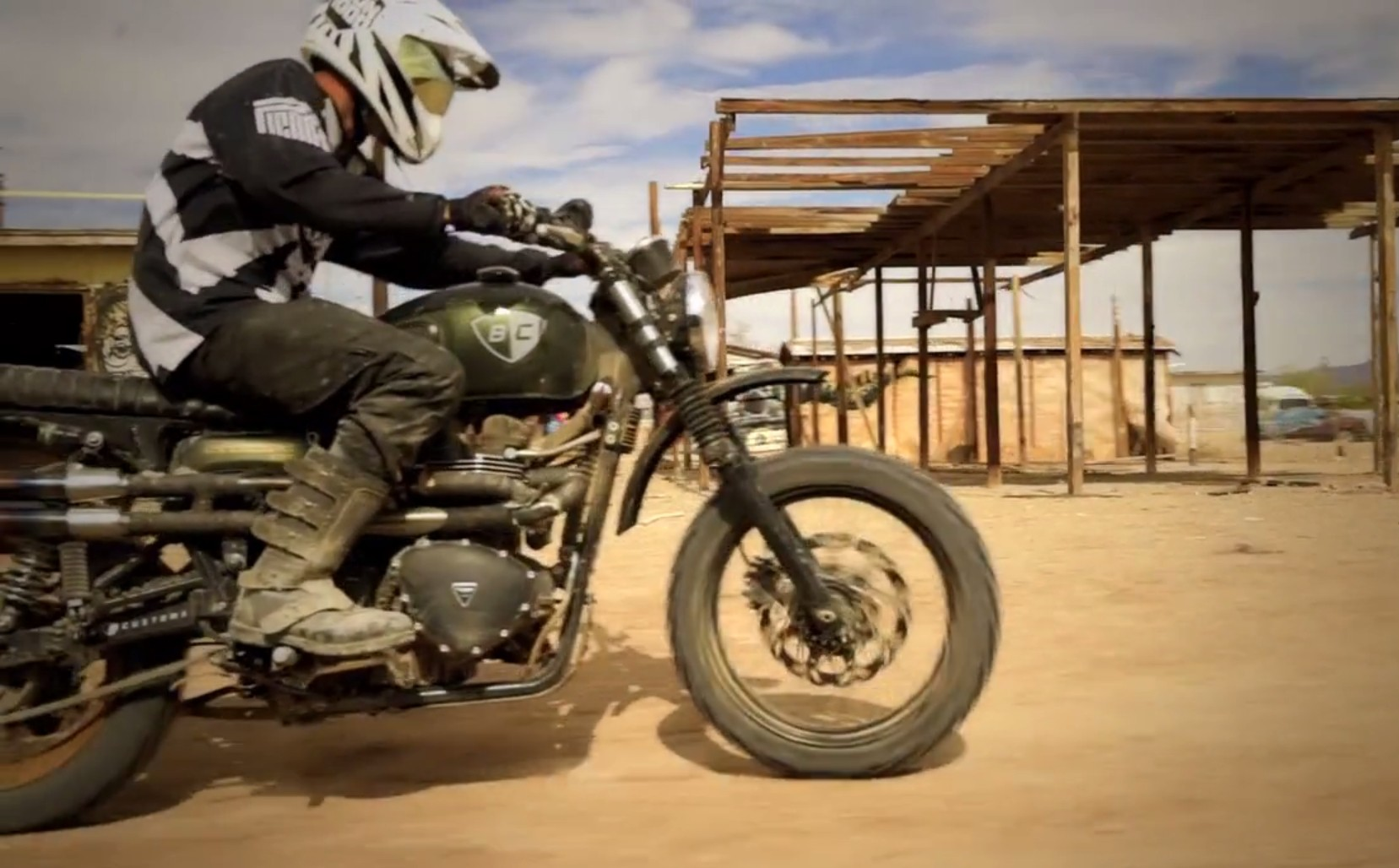 Icon 1000 British Customs Scrambler Shows You How It S