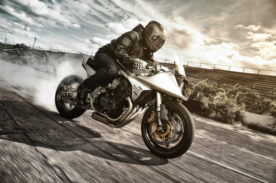 Icon 1000 New Jack Suzuki Katana Is A Radical Racing Demon