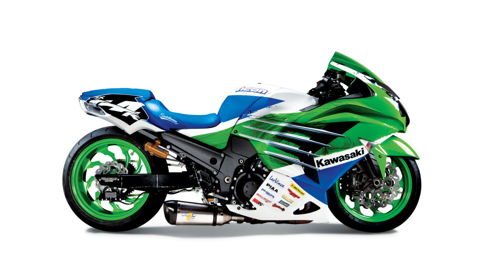 Icon S Kawasaki Zx 14r Limiter Is Almost Frightening