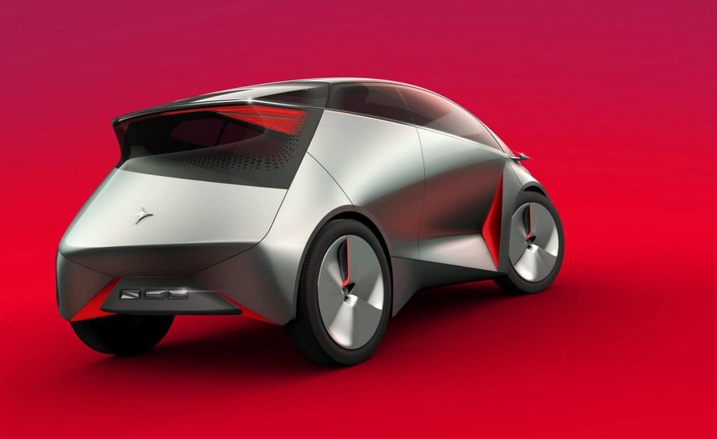 Icona Neo Concept Has 150 Km Electric Range Asymmetric