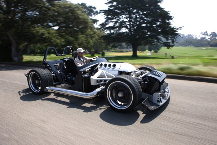 Iconic Motors Building Ac Roadster In 2011 Autoevolution