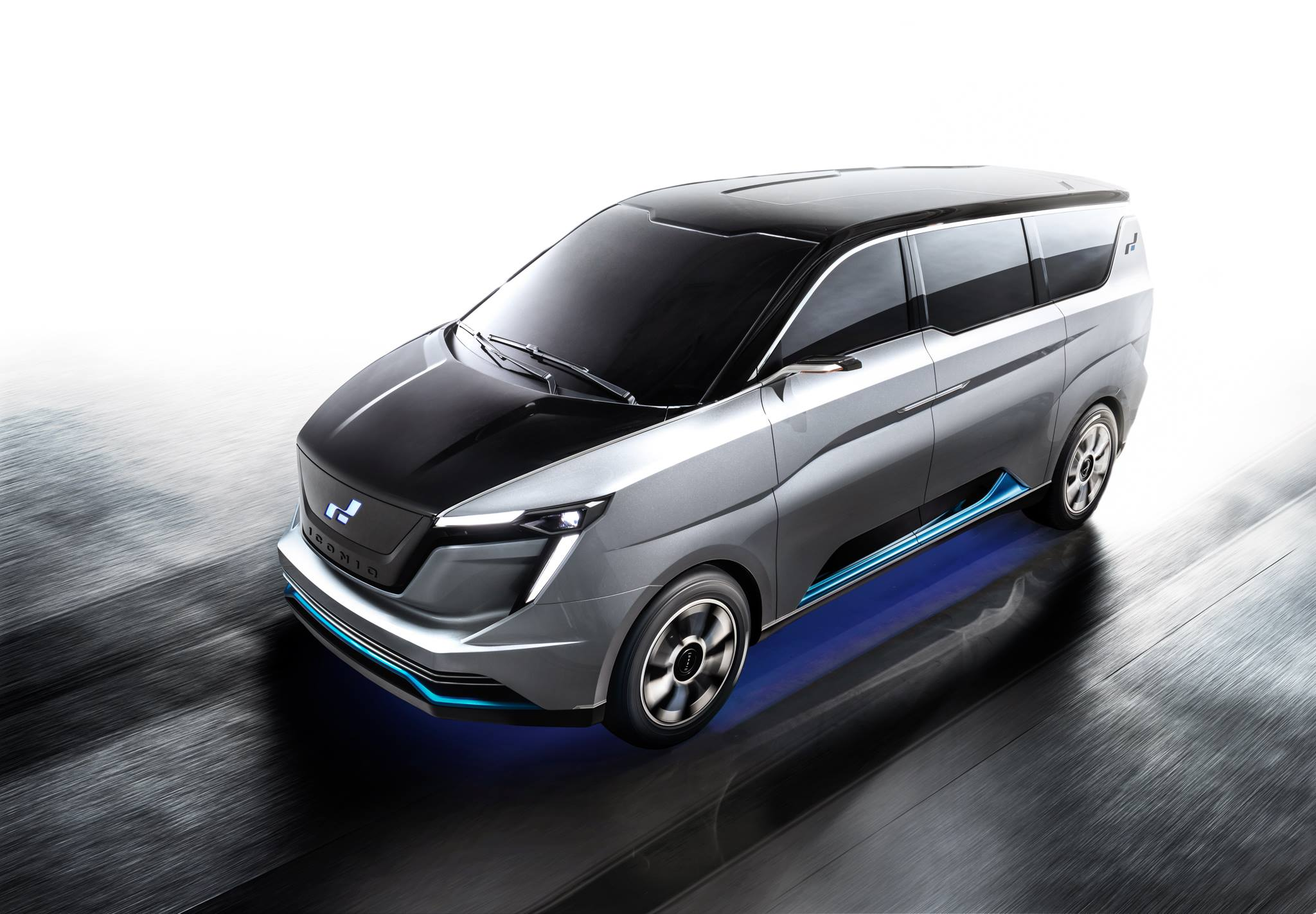 Iconiq 7 one of the most exciting all electric vehicles for K and w motors
