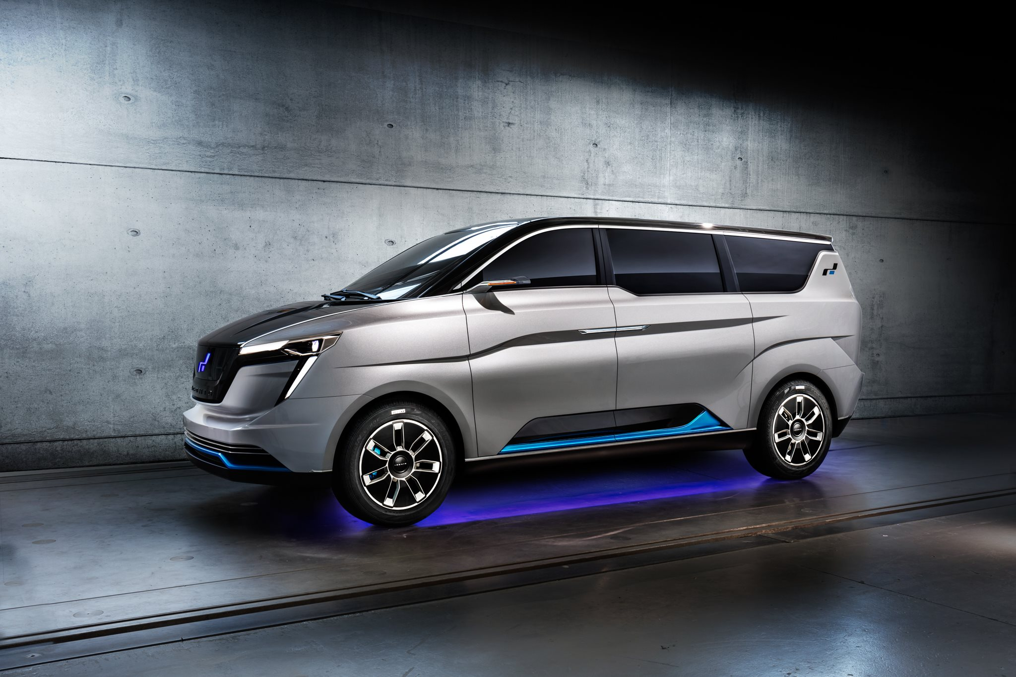 Iconiq Seven Designed By W Motors Is Not A Hyundai