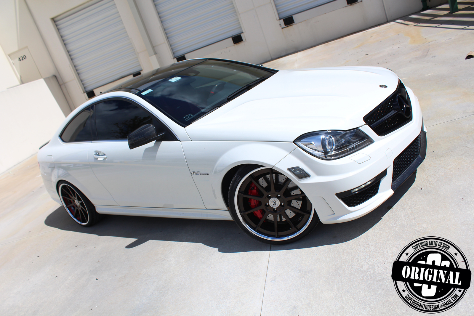 If Stormtroopers Drove A C63 AMG Autoevolution