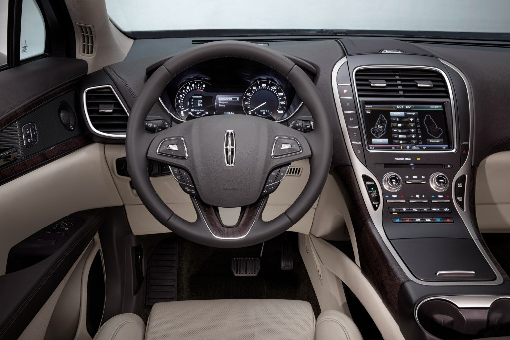 iihs awards top safety pick rating to 2017 lincoln mkz lincoln mkx. Black Bedroom Furniture Sets. Home Design Ideas