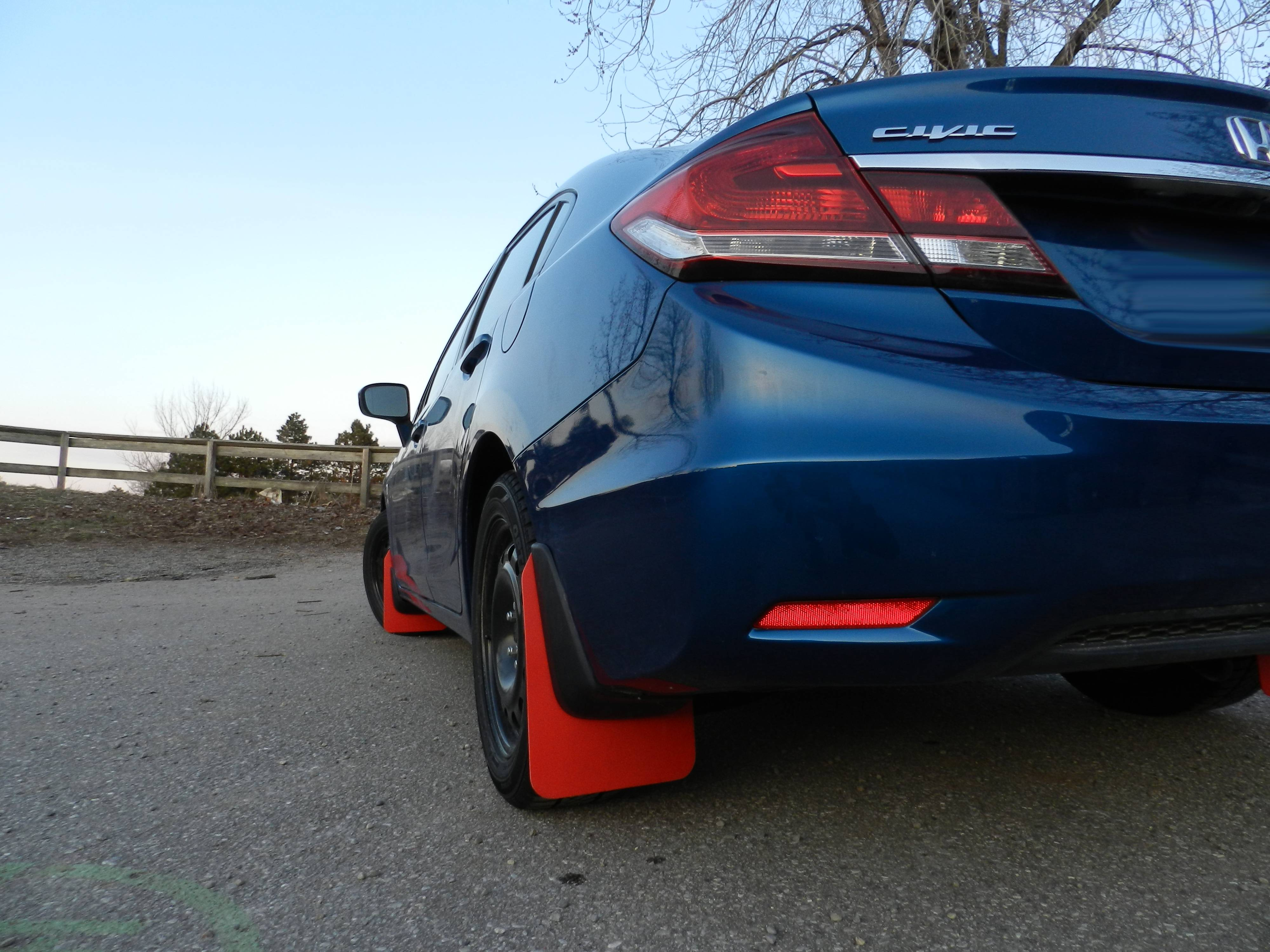 2015 Honda Civic Si Turbo >> VWVortex.com - WRX drivers and enormous mud flaps