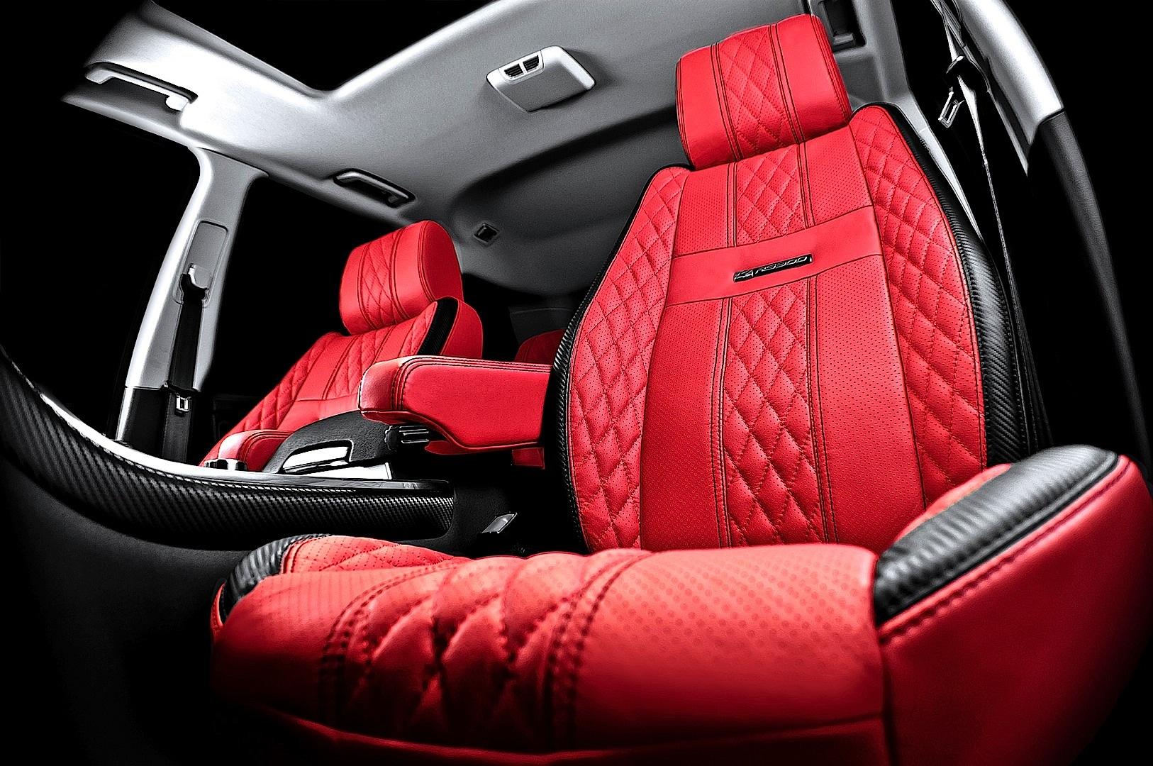 Imperial Blue Kahn Cosworth Range Rover Autoevolution