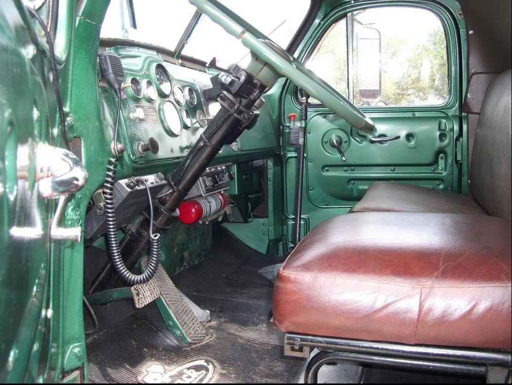 Cheap Cash Cars >> In for a Classy Cheap 1960 Mack B61 Dump Truck ...